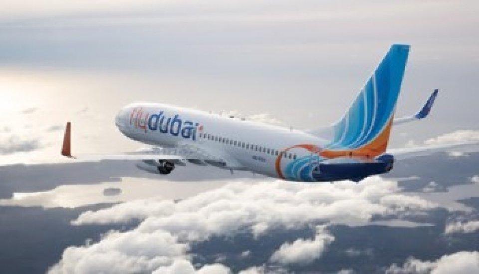 Fly Dubai alun dhathuruthah fashanee
