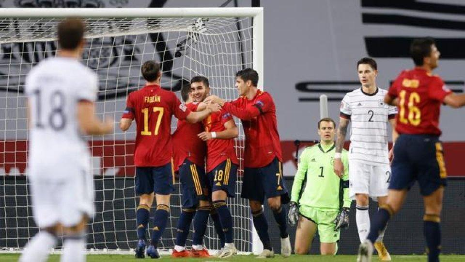 Germany Ladhugannuvaalumaffahu Spain semifinal