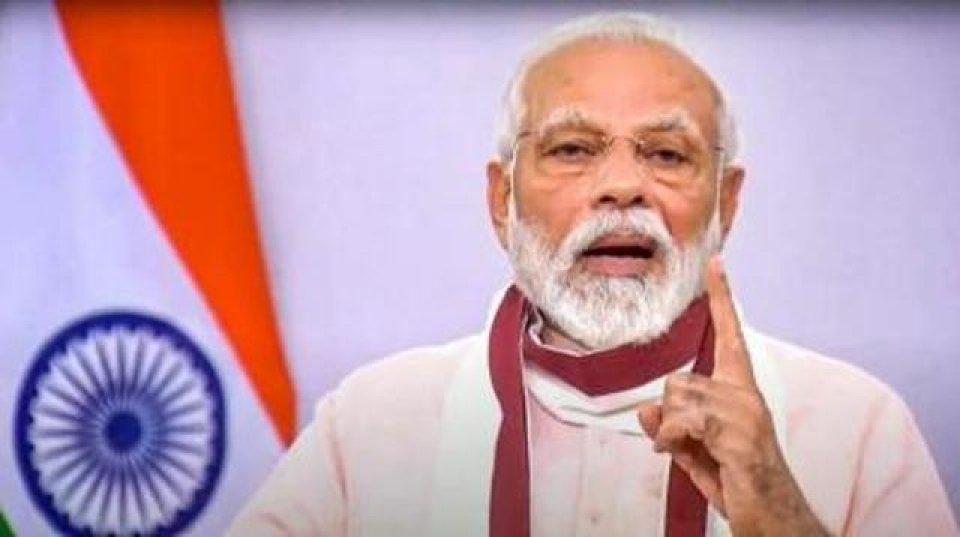 India ah genna vaccine final kurumuga baroasaa vaanee science ah: Modi