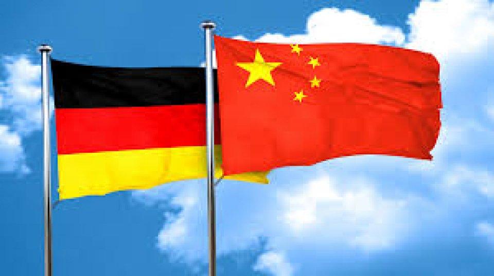 Germany ge muhinmu kunfunyeh China ah nuvikkaan ninmaifi