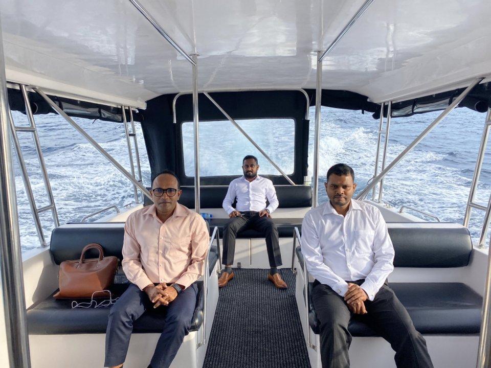 Vakeelunnah miadhu Raees Yameen aa bahdhalu kurevijje