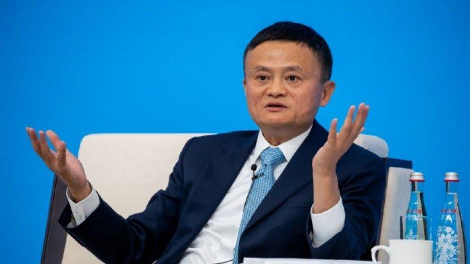 Jack Ma ge zamaan maazee ve hingajje: China