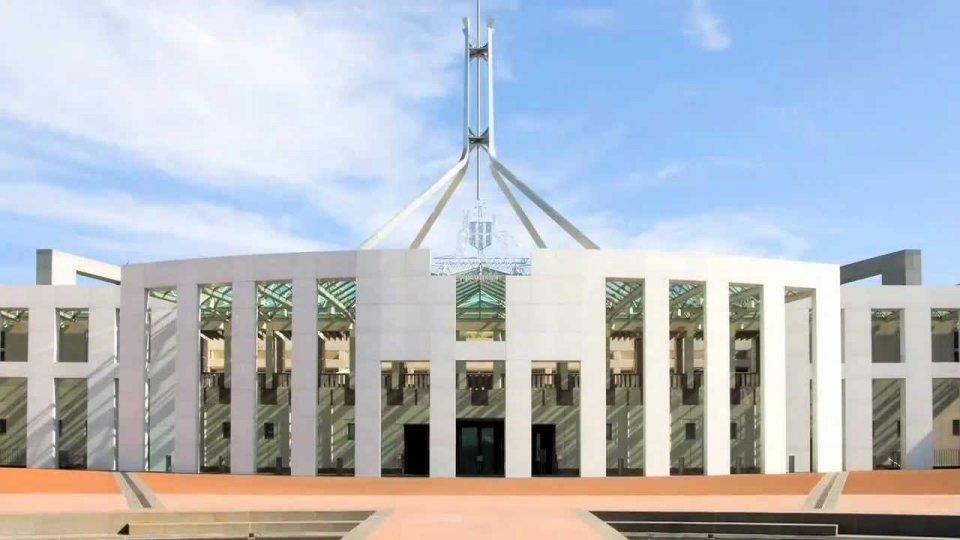 Australia Parliament House ga anhenaku rape kuri massala eh fenmathibe boduvazeeru ma'aafah edhivadai genfi