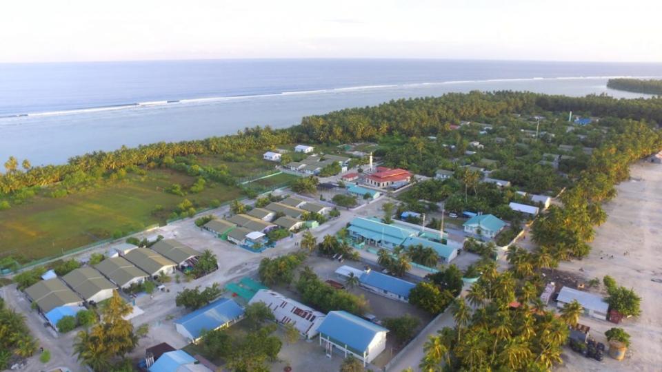 Kolhufushi ge monitoring ge haalathu uvaalaifi