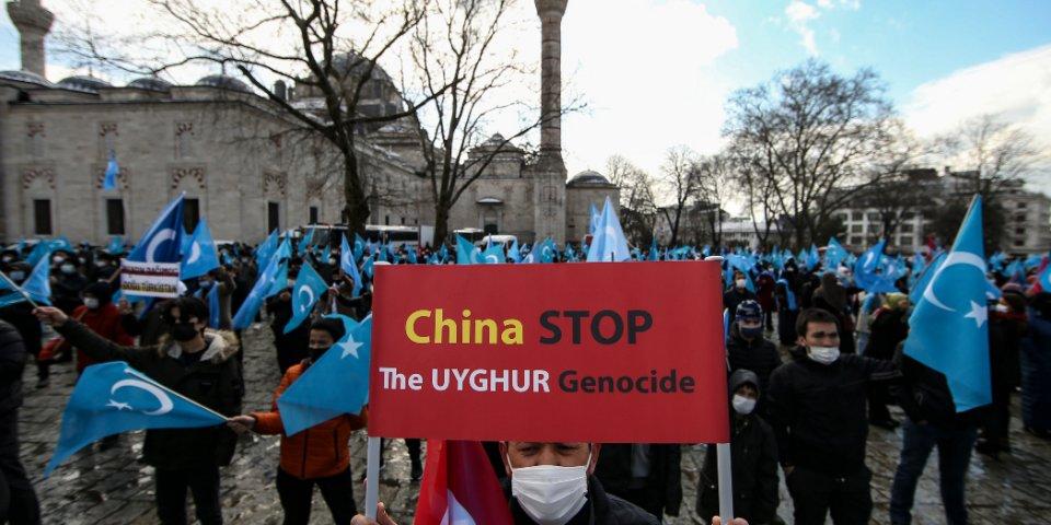 Turkey summons China's ambassador