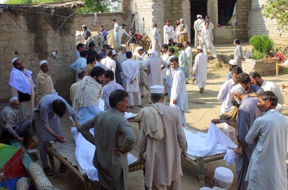 Pakistan ge anti terror court ge gaazee aku avahaarakohfi