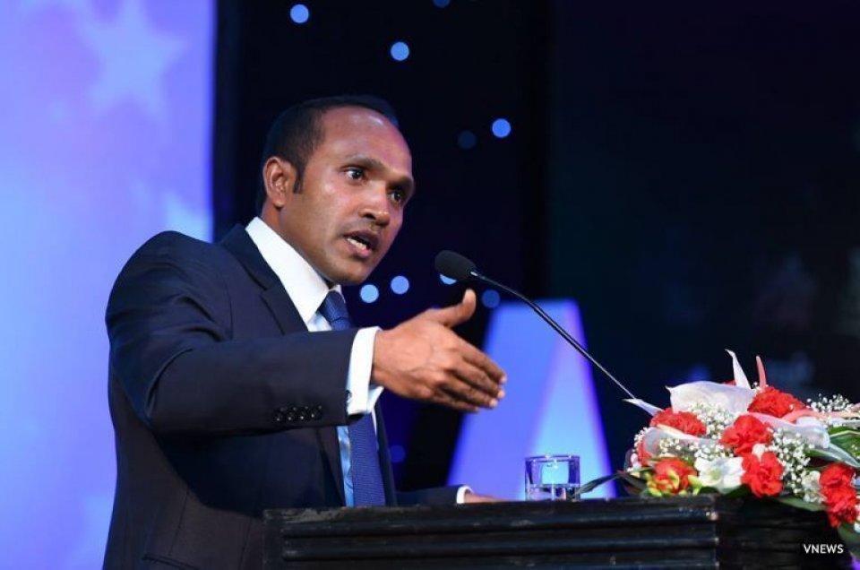 Vazeeraku vaki nukoh zinmaathakun dhurukurun gaanoonu asaasee aa khilaafu: Dr. Jameel