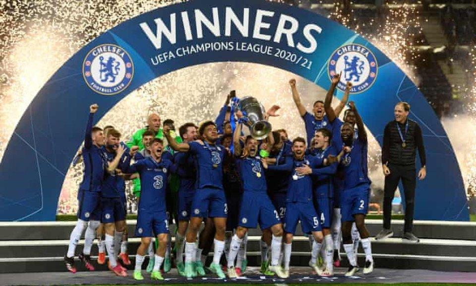 City ge huvafen bilaahakah, Europe ge champion kan Chelsea ah