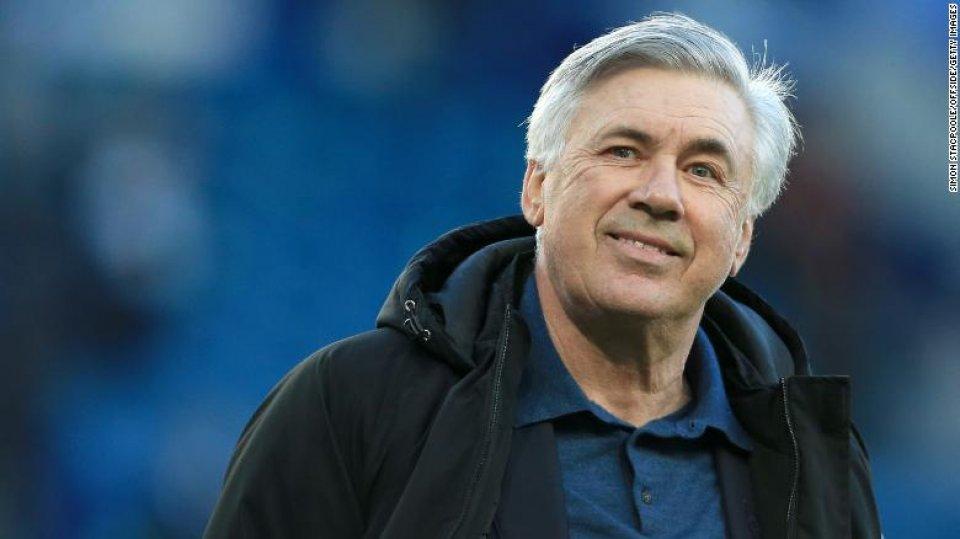 Ancelotti, Real Madrid ge coach kamaa havaalu vejje