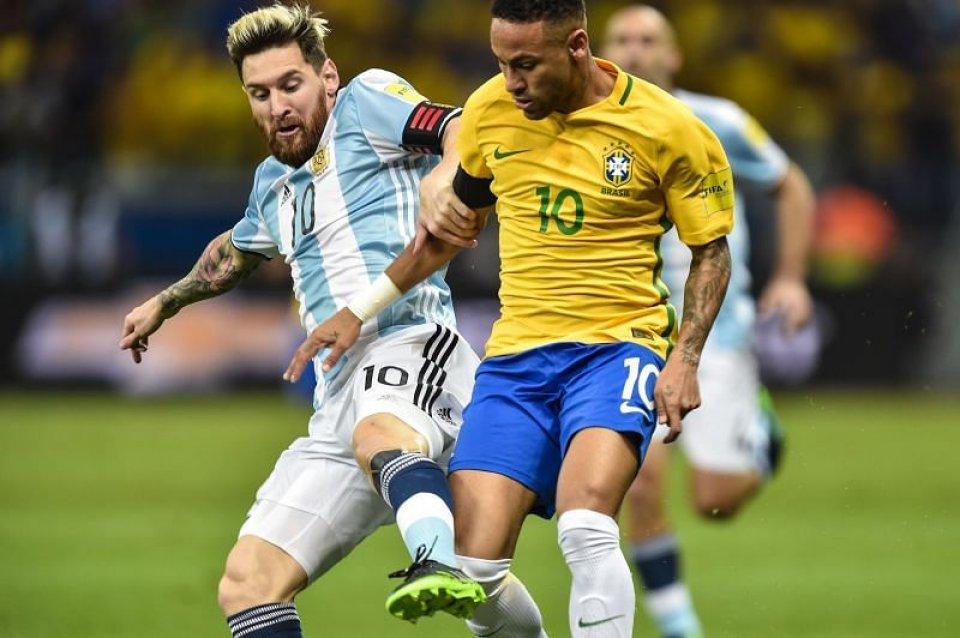 Copa America Final: Brazil balikoh Argentina ah thashi hoadhi dhaanebaa?