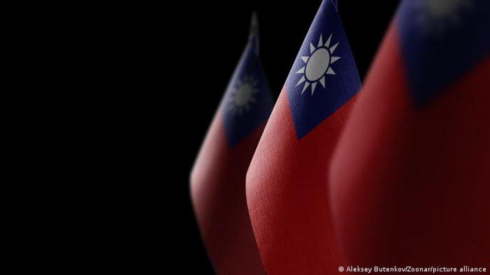Taiwan ge magboolu kan Europe gai ithuru vanee