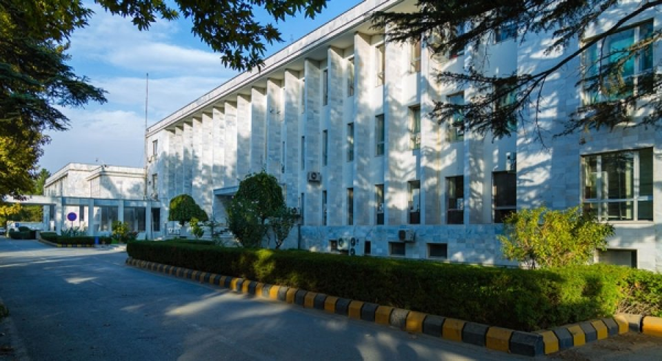 Taliban foreign ministry gai staff nei