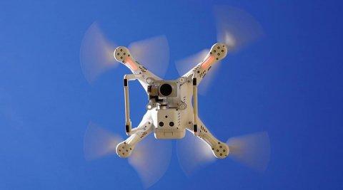 Covid test kit drone gai geah
