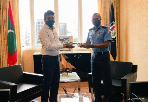 STO in Fuluhunnah 3000 Safety Goggles Hadhiyaa Kohfi