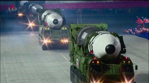 North Korea ge 75 aharu