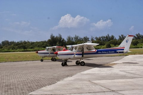 Addu Flying School ge massala hallu vaane baa?