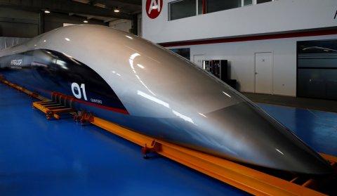 Hyperloop dhathuruthah hageegathakah vanee