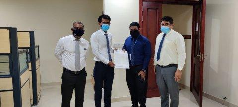 Vip line in beyrunves Ameen vaki kuraanan: Nasheed