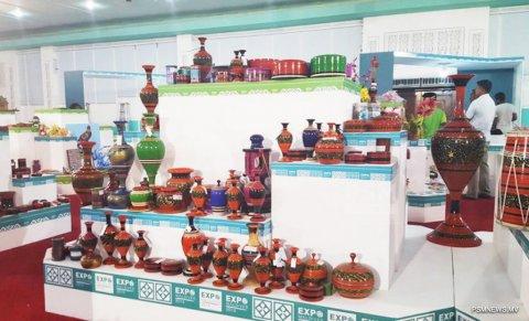 Dubai Gai Baahvaa Expo 2020 gai  Dhivehi viyafaarithakah  furusathu Hulhuvaalaifi