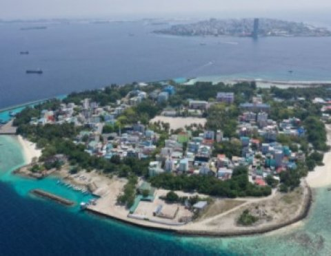 Male Thilafushi Bridge Ah Aanmunge Khiyaalu Hoadhany