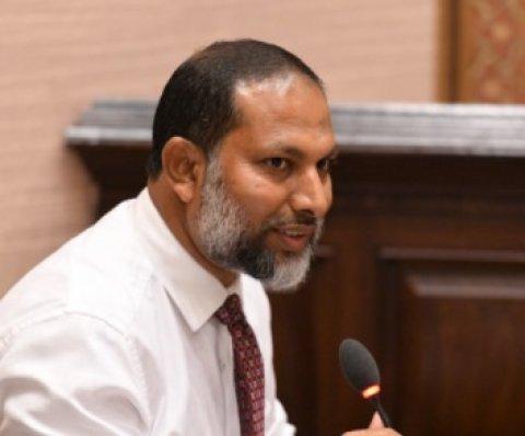 Jaluthakuge Jaaga Ah vure 340 Gaidheen Ithurah Ebathibi: Home Minister