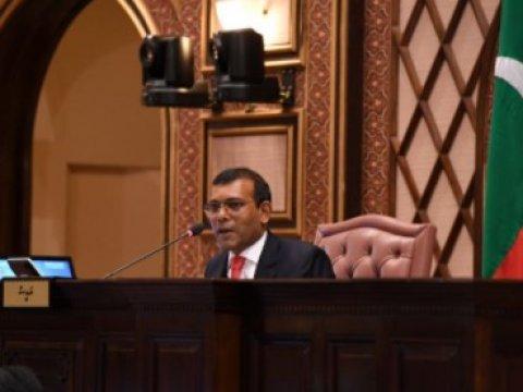 Loan thah dhehkun 2024 ah faskuran jehey : Nasheed