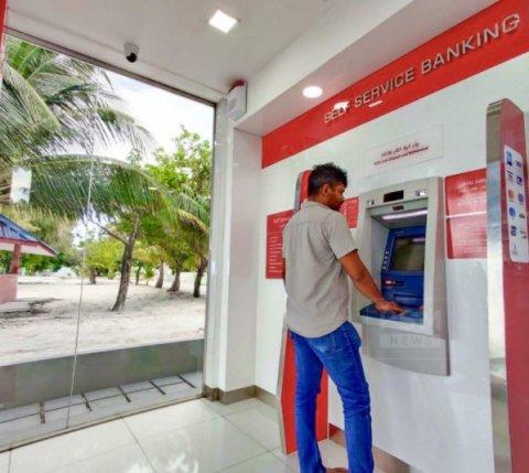 BML in Thimarafushygai ATM ge Khidhumayh Dheyn Fashaifi