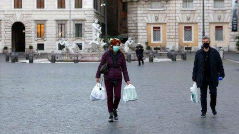 Italy ga curfew, Europe ga varugadha fiyavalhu thakeh