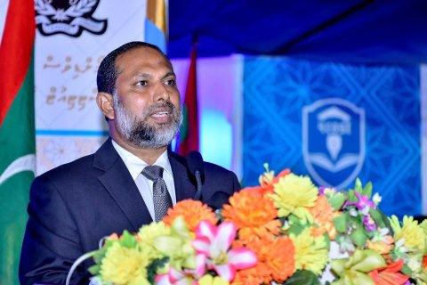 Adhaalath party ge raees kamah Imran kurimathi lavvaifi