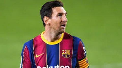 Messi nulai Barcelona Ukraine ah!