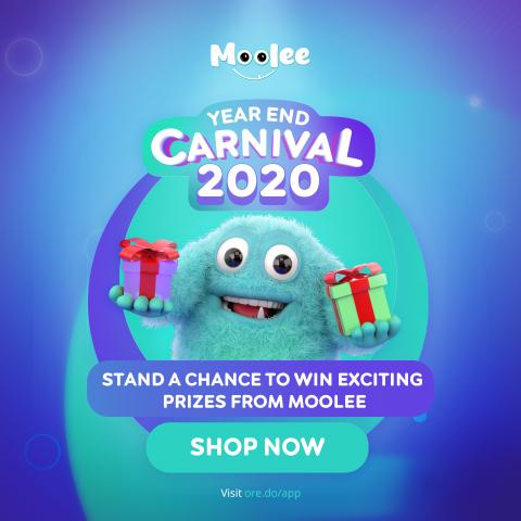 Moolee year end Carnival 2020 hulhuvaalaifi
