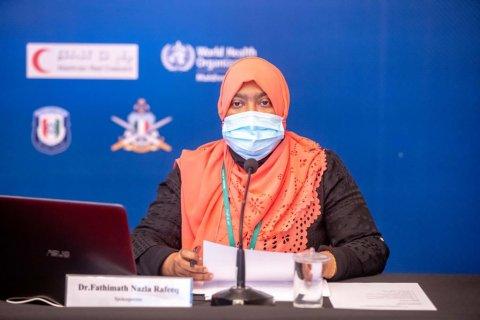 Covid vaccine jahan 19,000 meehun registry kohfi
