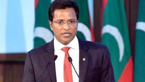 Mi huree Yameenaai MDP in jehi dhanthura thakun salaamaiyve nukume: Umar