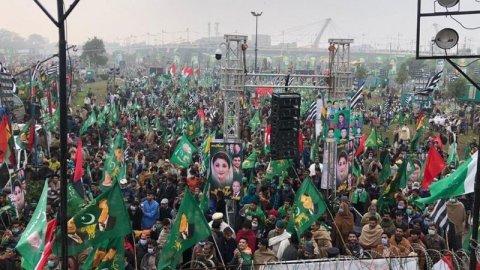 Lahore jalsaa gai gina meehun baiverivi