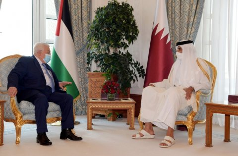 Qatar abadhuves onnaanee Palestine rayyithunnaa eku: Qataruge Emir