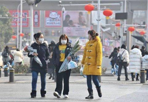 WHO ge team annaathee aharemen bireh nuganey: Wuhan City ge aammun
