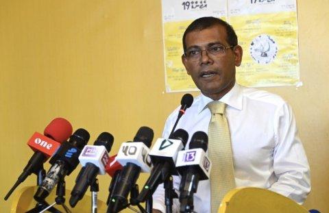 EC dhoshah dhaan jeehunee PPM ge isverin ethanan venneveemai: Raeees Nasheed