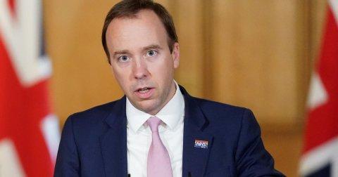 Alah fenunu covid virus fethurun control in nettijje: UK Health Minister Matt