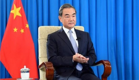 China-America ge gulhun mihaaru othee 'hatharu angolhieh ga': China Foreign Minister