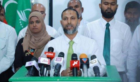 Nafrathuge bill huhshahelhee mashvaraa kurumeh nethi: Adhaalath