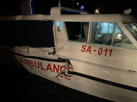 Launch accident gai aniyaavi meehaku ICU gai