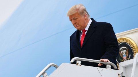 Joe Biden huvaa kuravvaa dhuvahu Trump Washington dhookollavvai vadai gannavanee