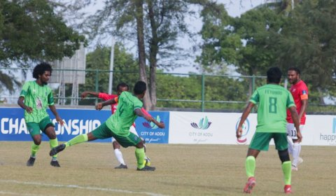AFC 2020: Feydhoo sports furatahama 3 point hoadhaifi