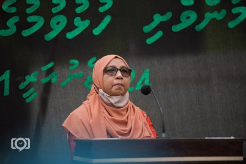 11 kujjakaa eku minister Aisha Fuvammulakah