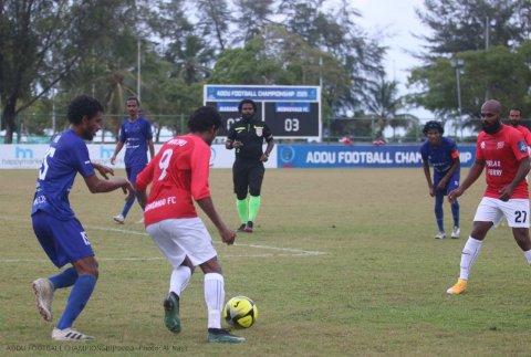 AFC 2020: Maradhoo FC balikoh Medhuvalu Fc 3 point kashavaru koffi