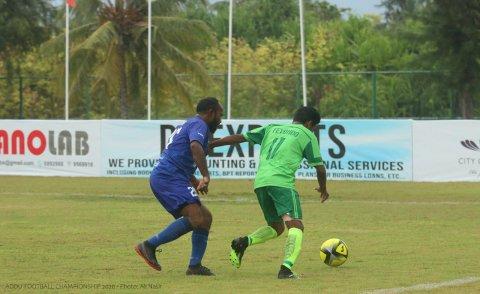 AFC 2020: Medhuvalu FC balikoh B group ge ehvana aha Feydhoo sports jehilaifi