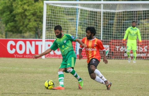 AFC 2020: FC Afirin kolhah  Xephier in 9 landu jahaifi