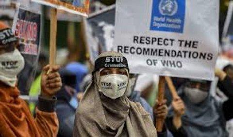 Sri Lanka in muslimunge hashithah andhaa massala UK muslimun UN ah husha halhaifi