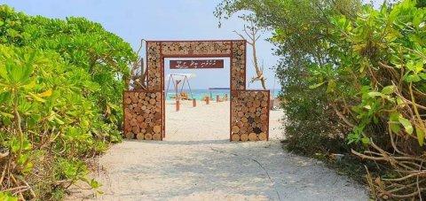 Dhuvaafaruge beach haadhaa reechchey!