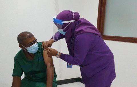 Vaccine ge furihama faidha libeynee 8 haftha fahun dhevana dose jeheema: Dr. Nazla